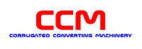 corrugating converting machinery CCM uk agents
